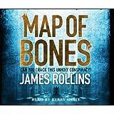 """Map of Bones, Audio-CDsvon """"James Rollins"""""""