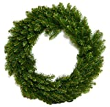 Good Tidings CHT01047 24-Inch Cape May Fir Artificial Christmas Wreath