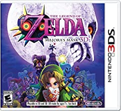 The Legend of Zelda: Majora's Mask 3D - Nintendo 3DS Standard Edition