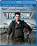 Top Gun (Limited 3D Edition) [Blu-ray 3D + Blu-ray + Digital Copy]  (Bilingual)