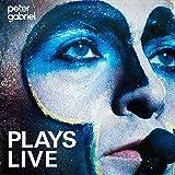 Peter Gabriel - Plays Live - Charisma - 302 529, Virgin - 302 529-420