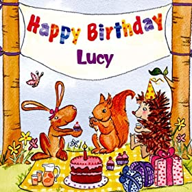 Amazon.com: Happy Birthday Lucy: The Birthday Bunch: MP3