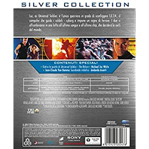 Universal soldier - The return [Blu-ray] [Import italien]