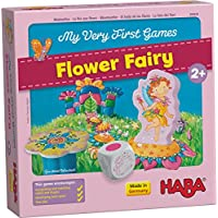 HABA My Very First Games - Flower Fairy - A Cooperative Stacking And Color Matching Game For Ages 2+ (Made In...