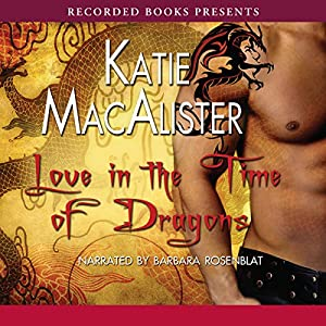 Love in the Time of Dragons Audiobook