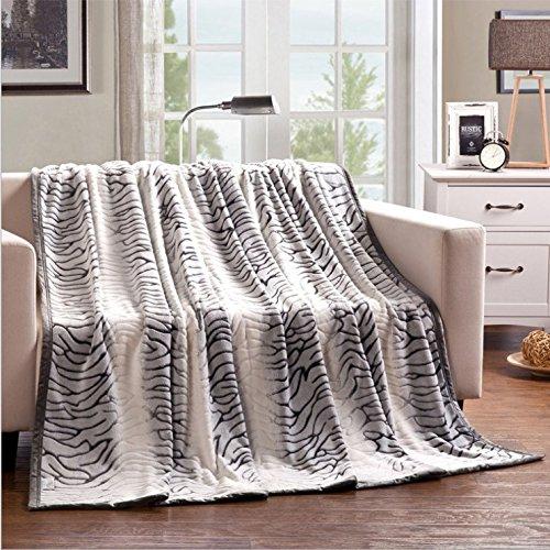 Flannel Blanket Pattern front-829447