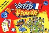 Voyage en France. Per la Scuola media (Giochi didattici)