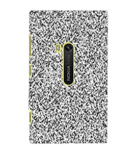 NOKIA LUMIA 920 DUAL ULLUSSION Back Cover by PRINTSWAG