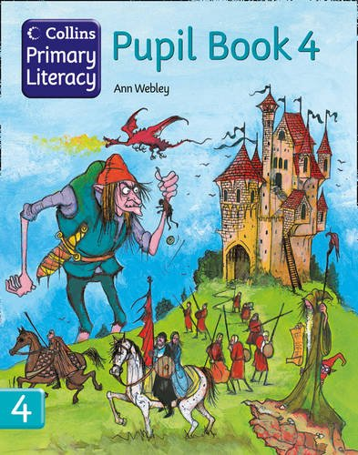 Pupil Book 4: [for Pakistan] (Collins Primary Literacy) PDF