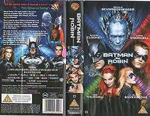 Batman & Robin [VHS] [Import allemand]