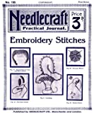 img - for Needlecraft Practical Journal #150 c.1913 - Embroidery Stitches book / textbook / text book