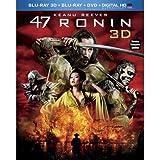 47 Ronin [Blu-ray 3D + Blu-ray + DVD + UltraViolet]