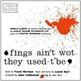 Fings Ain't Wot They Used T'be by Original London Cast (2011) Audio CD