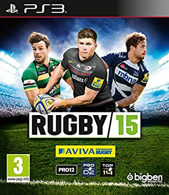 Rugby 15: Pro12 from Big Ben