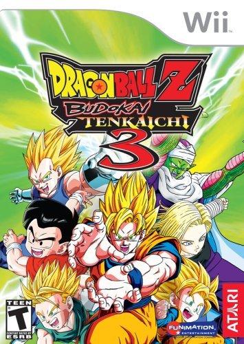 Dragon Ball Z Budokai Tenkaichi 3 by Atari (Dragon Ball Z Tenkaichi 3 Wii compare prices)