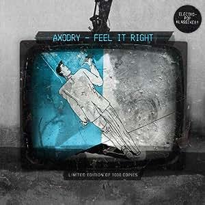 Feel It Right (Ltd.ed.)