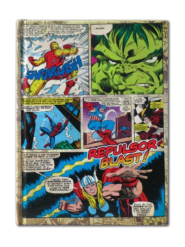 Marvel Avengers Journal - 1