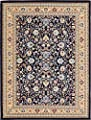 Traditional Kashan Area Rug