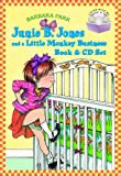 Junie B. Jones and a Little Monkey Business (Book & CD) (0375841571) by Park, Barbara