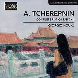 Tcherepnin: Complete Piano Music [Giorgio Koukl] [Grand Piano: GP649]