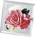 プリザーブドフラワー ルージュサイド ピンク 【花 はな フラワー インテリア かわいい 華やか 贈り物 贈答品 リビング 綺麗 枯れない花】
