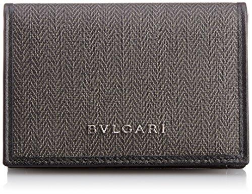 [ブルガリ] BVLGARI 名刺入れ【並行輸入品】 32588 BLK (ブラック)