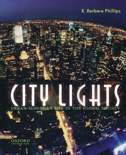 City Lights: Urban-Suburban Life in the Global Society