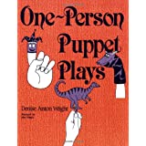 One-Person Puppet Plays:
