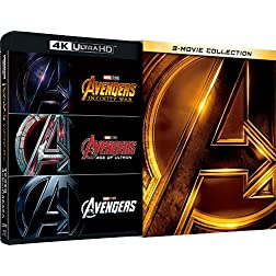 Avengers Collection [4K Ultra HD + Blu-ray]