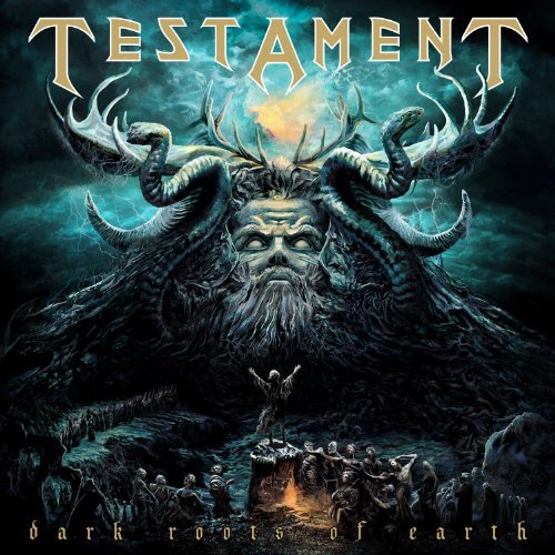 TESTAMENT-DARK ROOTS OF EARTH DLX. CD/DVD By Testament (0001-01-01)