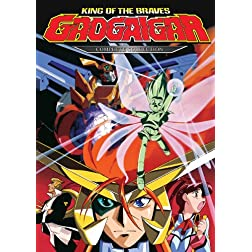 GaoGaiGar: Complete Collection