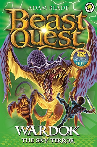 Beast Quest: 83: Wardok the Sky Terror (Beast Quest Series 4 compare prices)