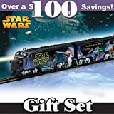 Officially-Licensed Glow-In-The-Dark Star Wars HO-Scale Train Set