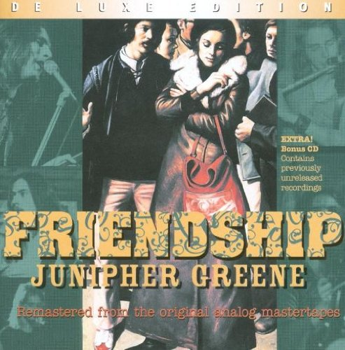 Junipher Greene / Friendship (Deluxe Edition, 2 CDs)