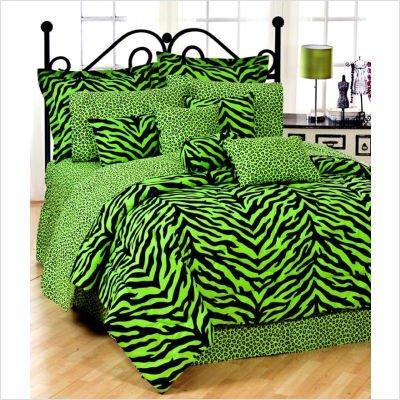 Zebra Print Bedding Accessories on Zebra Print Bedroom Accessories