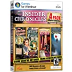 Insider Chronicles 4-Pack - The Compl...
