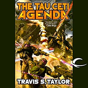 The Tau Ceti Agenda Audiobook
