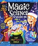 POOF-Slinky 0SA247 Scientific Explorer Magic Science for Wizards Only Kit, 10-Activities