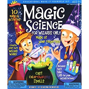 The Magic Science for Wizards Only