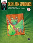 Alfred Jazz Easy Play-Along -- Latin,...