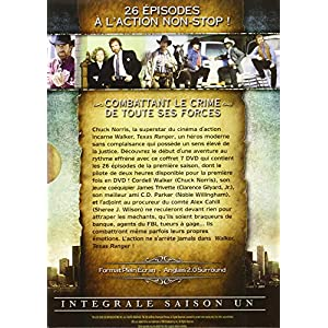 Walker, Texas ranger : L'intégrale saison 1 - Coffret 7 DVD