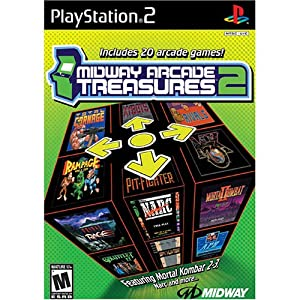 Midway Arcade Treasures 2