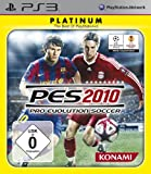 Pro Evolution Soccer 2010 Platinum (PS3)