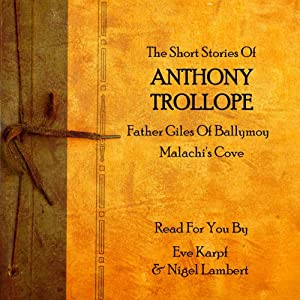 Anthony Trollope Audiobook