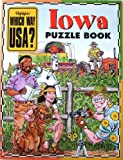 img - for Iowa Puzzle Book (Which Way USA?) book / textbook / text book