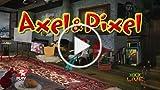 Axel & Pixel Trailer