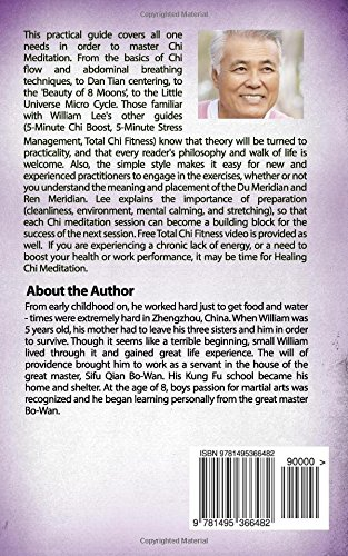 Healing Chi Meditation: Volume 3 (Chi Powers for Modern Age)