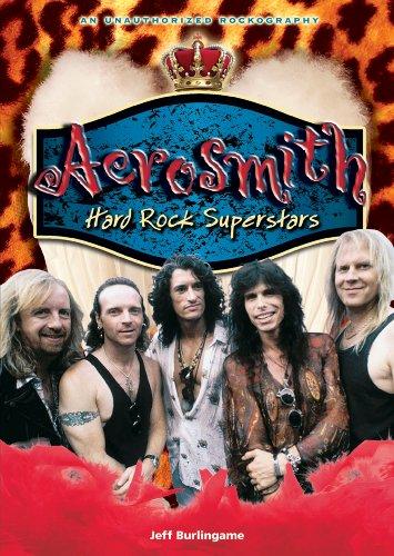 Aerosmith: Hard Rock Superstars (Rebels of Rock)
