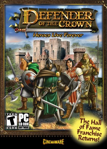 Defender Of The Crown: Heroes Live Forever - Pc