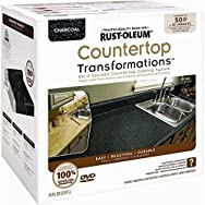 Countertop Transformations Counter Top Coating-CHARCOAL COUNTERTOP KIT